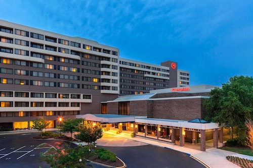 . Sheraton Norfolk Waterside Hotel