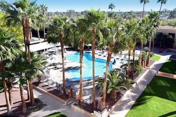 圖森 - 裡德公園希爾頓逸林飯店 DoubleTree by Hilton Tucson - Reid Park