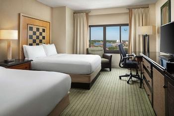 Room, 2 Queen Beds (Disney View)