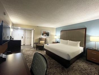 孟斐斯希爾頓逸林飯店 DoubleTree by Hilton Hotel Memphis
