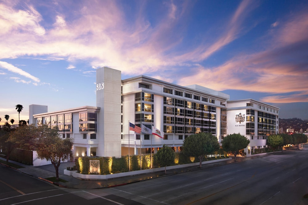 SLS Hotel- a Luxury Collection Hotel- Beverly Hills