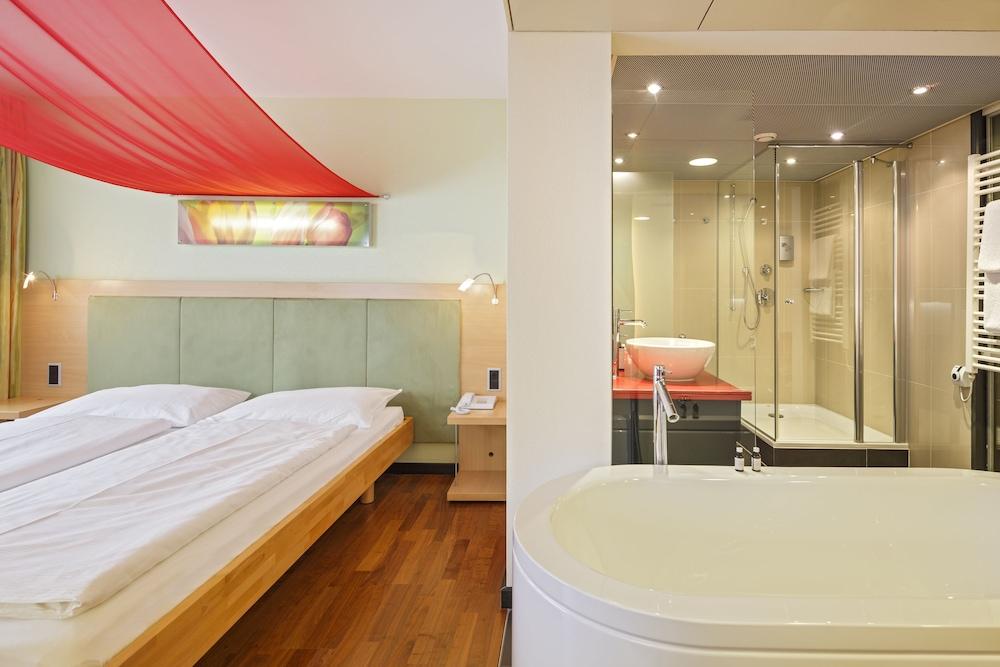 호텔 뒤 파크(Hotel Du Parc) Hotel Image 6 - Guestroom