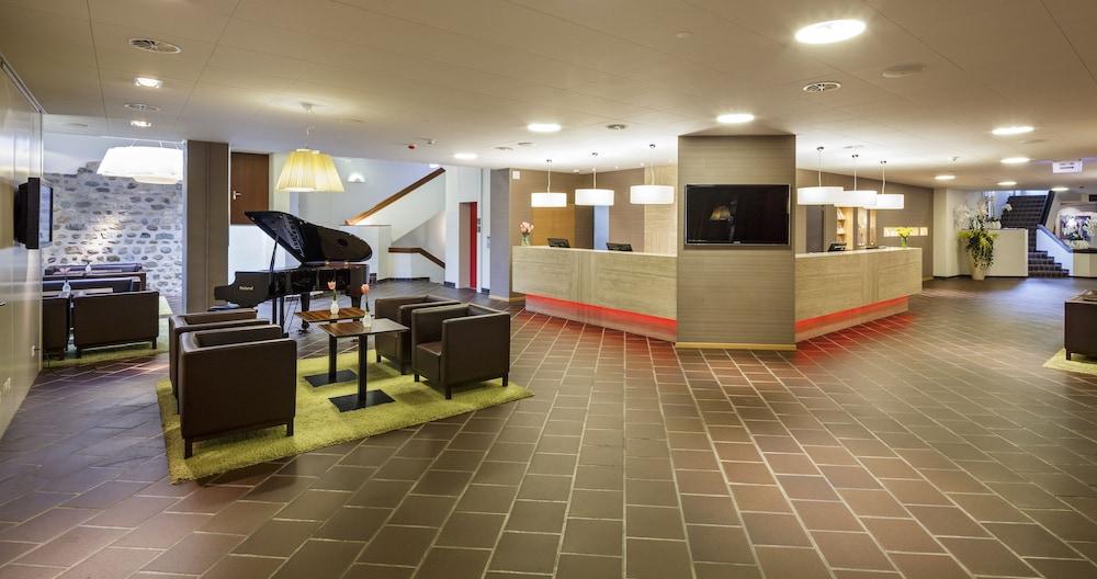 호텔 뒤 파크(Hotel Du Parc) Hotel Image 26 - Lobby Lounge
