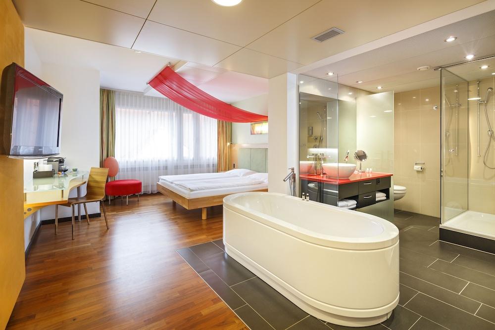 호텔 뒤 파크(Hotel Du Parc) Hotel Image 45 - Hotel Interior