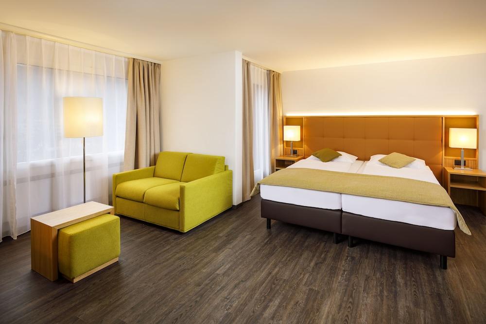 호텔 뒤 파크(Hotel Du Parc) Hotel Image 17 - Guestroom