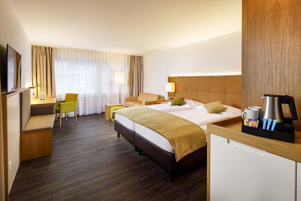 호텔 뒤 파크(Hotel Du Parc) Hotel Image 21 - In-Room Coffee