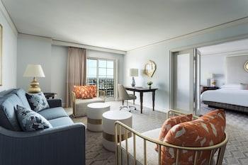 Executive Suite, 1 Bedroom, Marina View