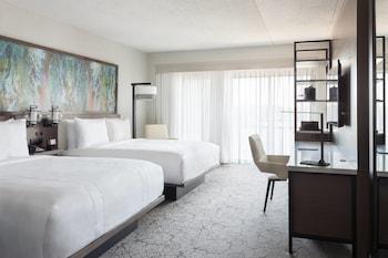 Standard Oda, 2 Büyük (queen) Boy Yatak, Sigara İçilmez (guest Room - Limited View)