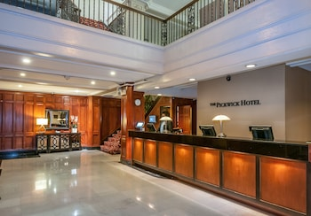 Book The Pickwick Hotel in San Francisco.