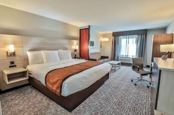 貝斯特韋斯特普拉斯行政納什維爾飯店 Best Western Plus Executive Residency Nashville