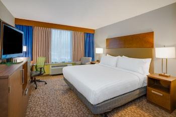 Guestroom at Holiday Inn Express & Suites Ft. Washington - Philadelphia in Fort Washington
