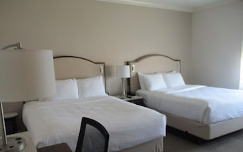 Newly Renovated Room Two Double Beds