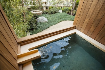 KOBE BAY SHERATON HOTEL & TOWERS Deep Soaking Bathtub