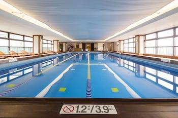 KOBE BAY SHERATON HOTEL & TOWERS Indoor Pool