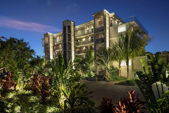 珀斯卡德假日島碼頭飯店 Postcard Inn Beach Resort & Marina