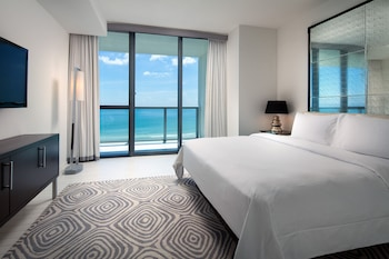 Suite, 2 Bedrooms, Corner (Oceanfront)