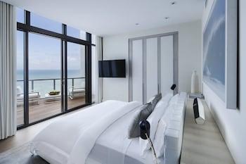 Suite, 2 Bedrooms, Non Smoking, Ocean View (Amplified Penthouse Suite)