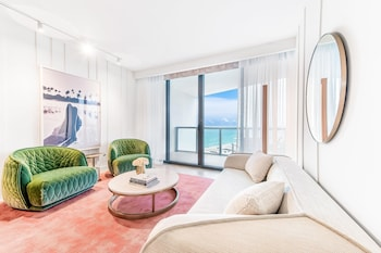 Wonderful Studio, Suite, 1 King, Ocean view, Balcony