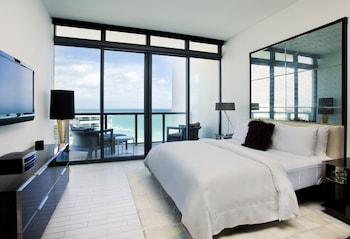 Sanctuary, Two Bedroom Suite, Ocean view, Balcony