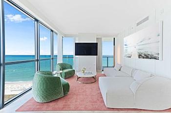 Marvelous Suite, Suite, 1 Bedroom, Non Smoking, Oceanfront