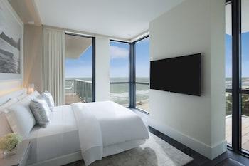 Suite, 3 Bedrooms, Non Smoking, Oceanfront (Amplified E-WOW Suite)