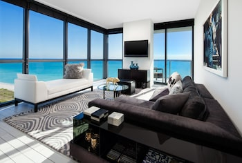 Marvelous Ocean Front Suite
