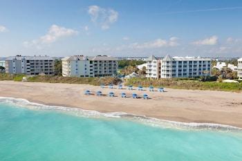 哈金森島萬豪海灘渡假村及高爾夫與碼頭 Marriott Hutchinson Island Beach Resort, Golf & Marina