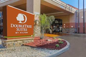希爾頓飯店薩克拉門托-蘭喬科爾多瓦逸林飯店套房 DoubleTree Suites by Hilton Hotel Sacramento- Rancho Cordova