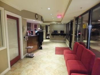 ノース バンクーバー ホテル
