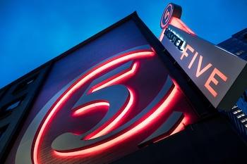 住宿鳳梨五飯店