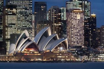 雪梨香格里拉大飯店 Shangri-La Hotel, Sydney