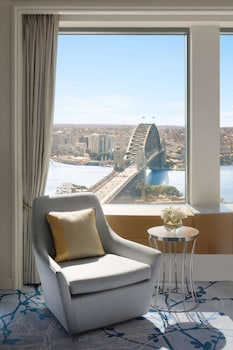 Horizon, Sydney Harbour Suite, 1 King Bed, Lounge Access, Harbor View High Floor