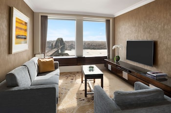 Executive Sydney Harbour View Suite 1 King, Lounge Access, High Floor