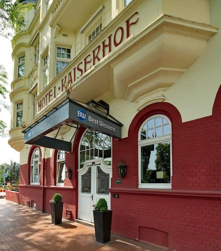 . Best Western Hotel Kaiserhof