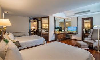 波旁庫里提巴會議飯店 Bourbon Curitiba Convention Hotel