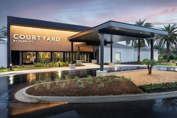 西棕櫚海灘萬怡飯店 Courtyard by Marriott West Palm Beach