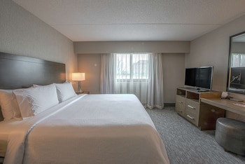 Suite, 1 King Bed with Sofa bed, Accessible, Bathtub