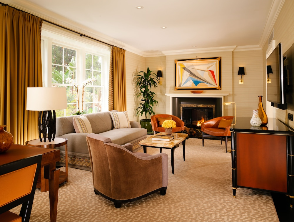 Suite photo at The Beverly Hills Hotel in Beverly Hills, California
