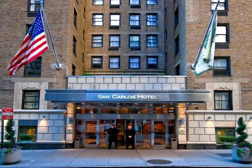 Nowy Jork (NY) - San Carlos Hotel - z Wrocławia, 3 maja 2021, 3 noce