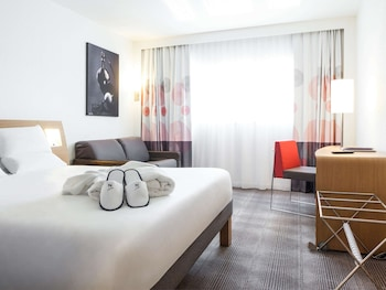 Executive Room, 1 Twin Bed, View