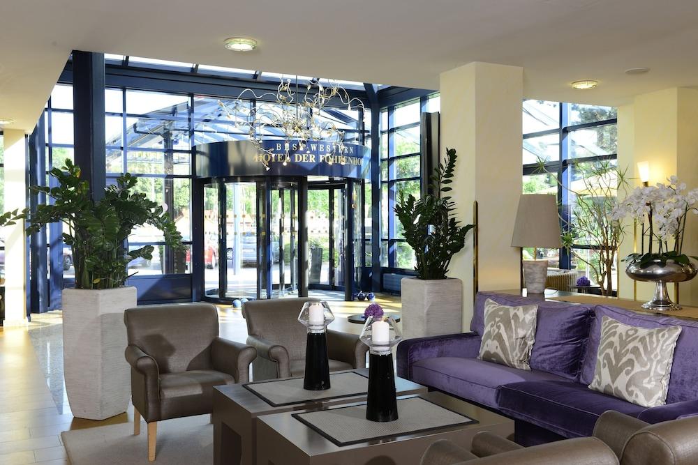 베스트 웨스턴 호텔 데어 포흐렌호프(Best Western Hotel Der Foehrenhof) Hotel Image 5 - Lobby
