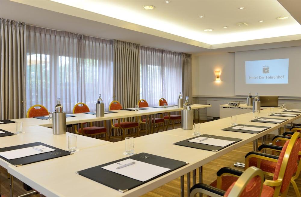베스트 웨스턴 호텔 데어 포흐렌호프(Best Western Hotel Der Foehrenhof) Hotel Image 49 - Meeting Facility