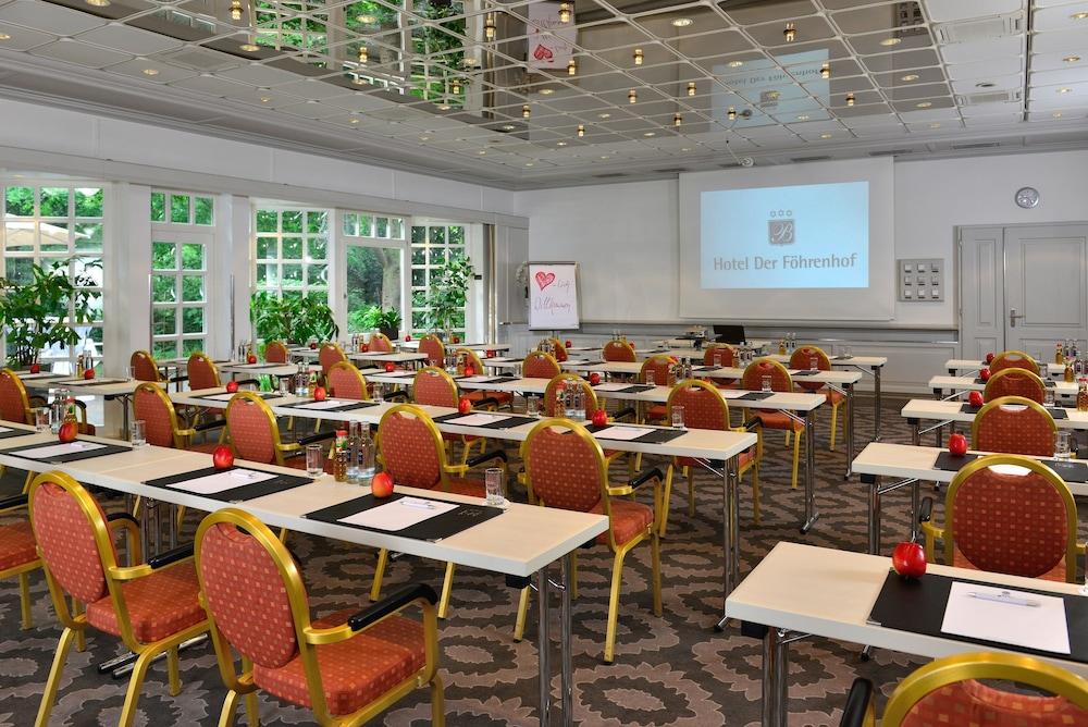 베스트 웨스턴 호텔 데어 포흐렌호프(Best Western Hotel Der Foehrenhof) Hotel Image 44 - Meeting Facility