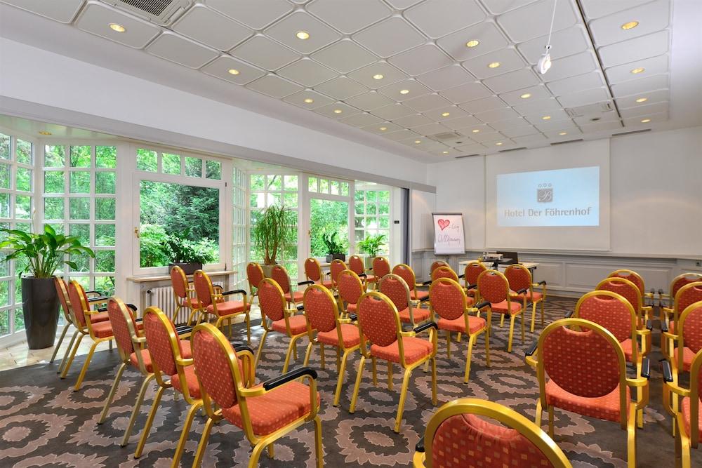 베스트 웨스턴 호텔 데어 포흐렌호프(Best Western Hotel Der Foehrenhof) Hotel Image 47 - Meeting Facility