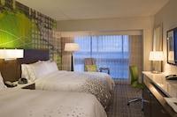 Club Room, 2 Queen Beds (High Floor)