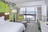 Room, 1 King Bed, City View (Nashville view, City view, High floor)