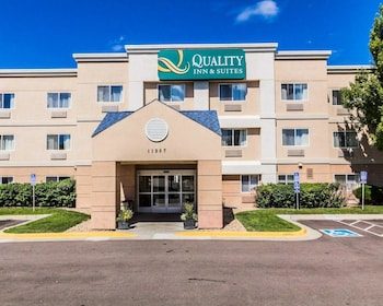Hotel - Quality Inn & Suites Golden - Denver West