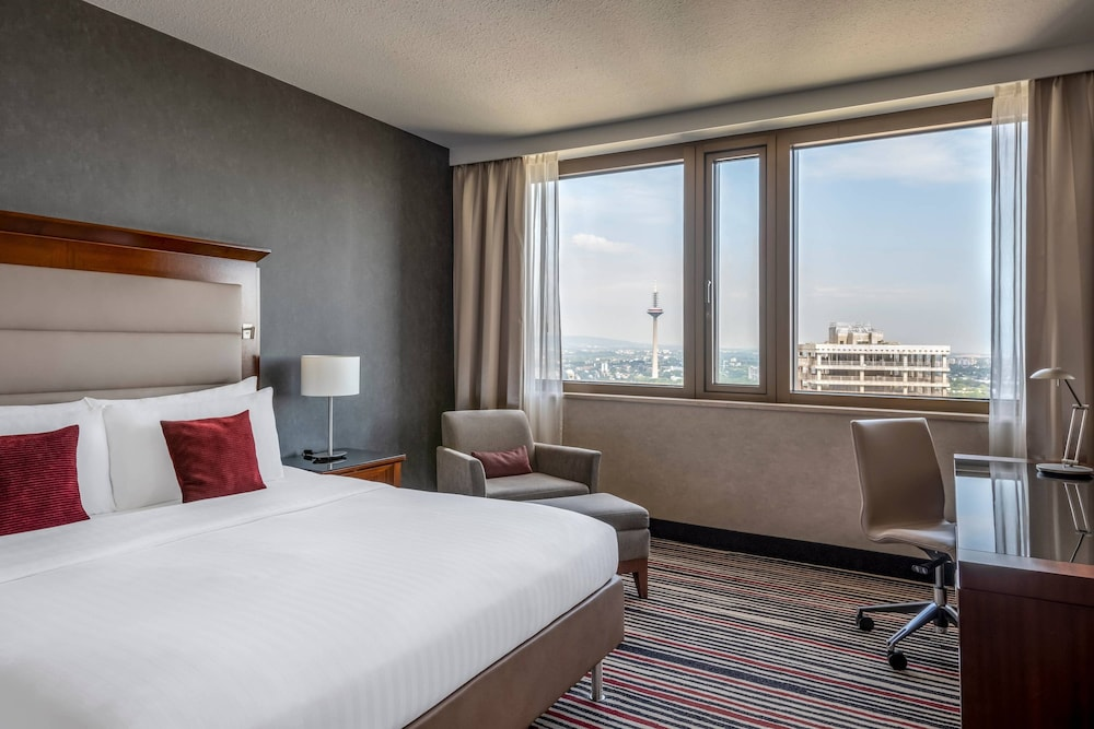 フランクフルト マリオット ホテル