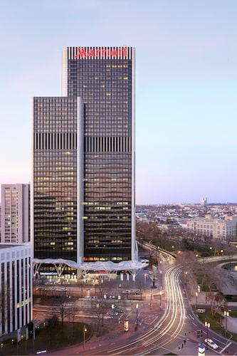 . Frankfurt Marriott Hotel