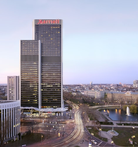 Frankfurt Marriott Hotel, Frankfurt am Main
